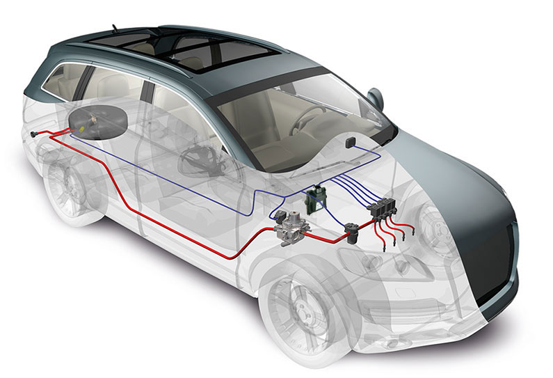 lovato smart for the clever autogas system rh lovato pl Light Switch Wiring Diagram lovato smart exr wiring diagram